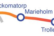 Marieholm karta