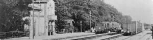 Billeberga station ca 1900