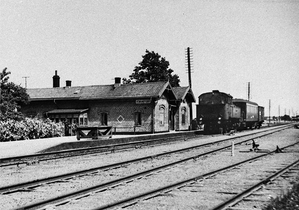 Asmundtorps station