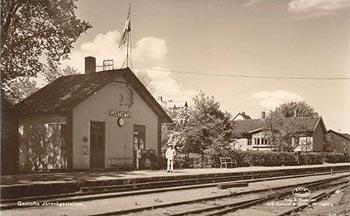Gantofta station