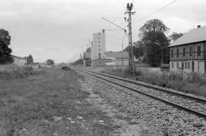 Marieholms fd station 1984