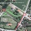 Förslag till tunnel under järnvägen i Billeberga